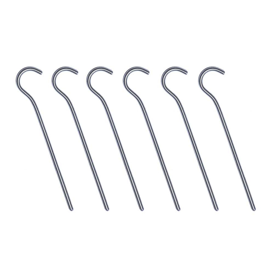 Stainless Steel Peg 3 x 130mm (6pcs)