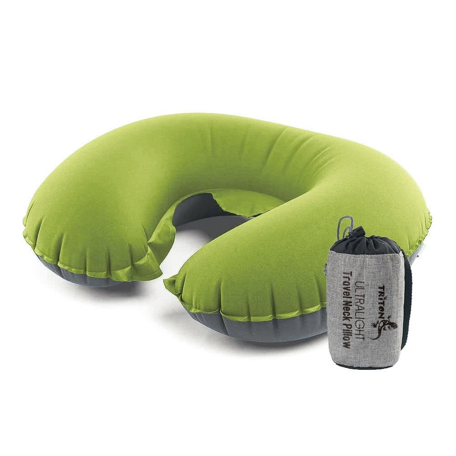 超輕旅行充氣頸枕 UltraLight Travel Neck Pillow