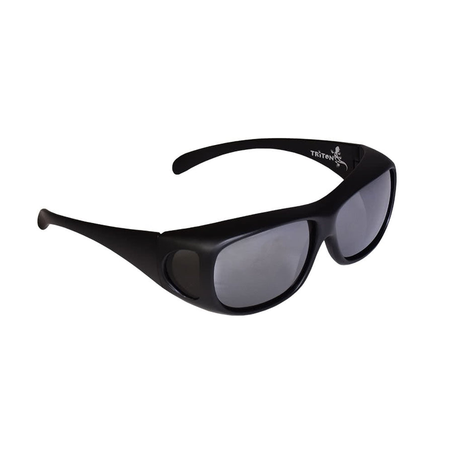 覆蓋式太陽眼鏡 SGovers 1771 Polarized Matt Black