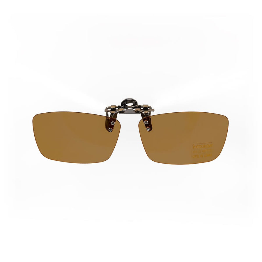 韓國製啡色偏光附加鏡片Eagle Eye Clip On Brown (Polarized)