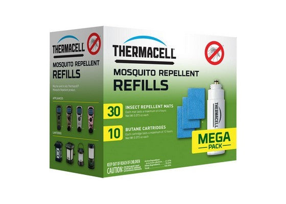 Thermacell Mega Pack Refill 120Hrs