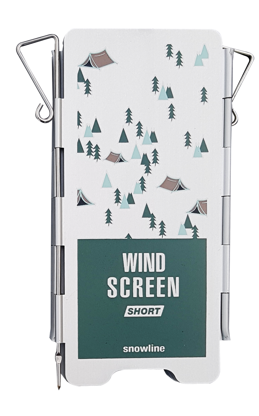 Wind Screen Silver