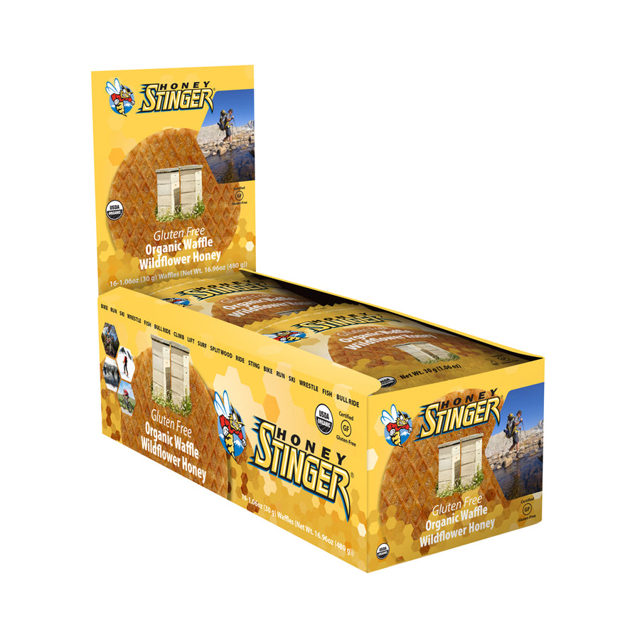 Gluten Free Wildflower Honey Waffle 16 (6pcs)