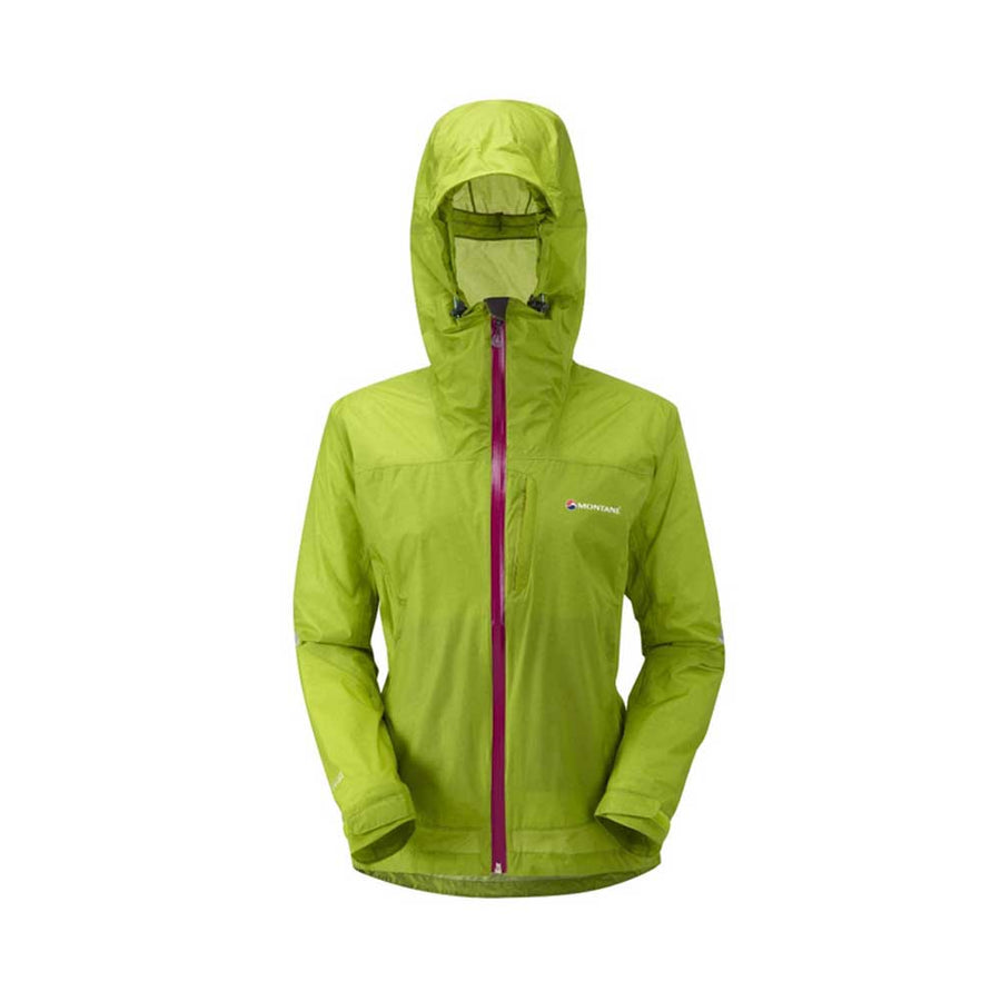 女裝輕量防水外套 Women Minimus Mountain Jacket
