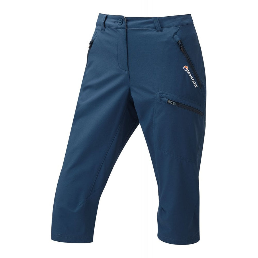 W Dyno Stretch Capri Pants