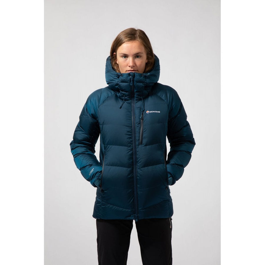 女裝羽絨外套 Women RESOLUTE DOWN JACKET