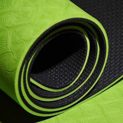 雙色瑜伽墊 TPE 2-layer yoga mat