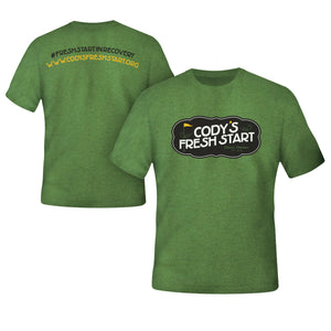 SHI - Short Sleeve T-Shirt Apple Green