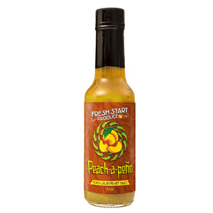 OTH - Peach-a-Peno Hot Sauce