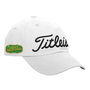 HAT - Titleist Golf Hat in White or Black
