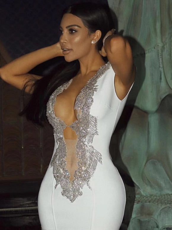 Eve Sexy Bandage Dress