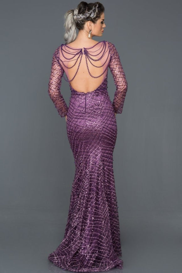 Eve Long Mermaid Dress
