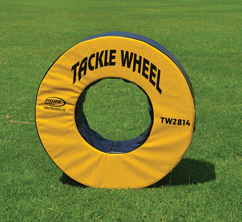 "28"" Fisher Tackle Wheel - Vikn Sports"