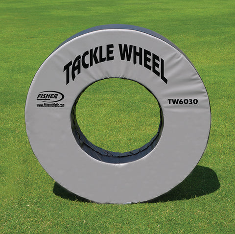 "60"" Fisher Tackle Wheel"
