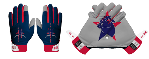 Wranglers Custom Gloves - Vikn Sports