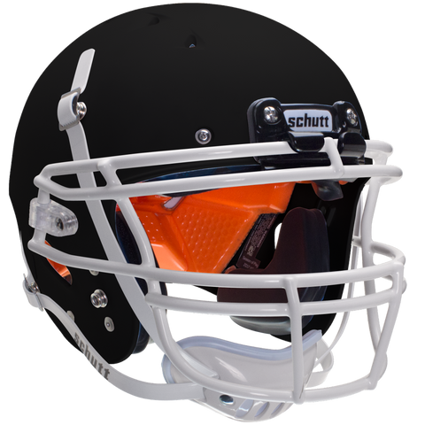 Schutt Recruit Hybrid Youth Football Helmet - Custom MATTE Helmet - Vikn Sports