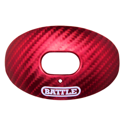 Battle Oxygen Carbon Chrome Mouthguard - Vikn Sports