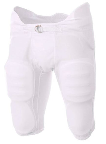 A4 Youth Flyless Intergrated Football Pant - Vikn Sports