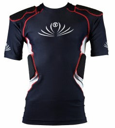 TAG Youth ALT II Padded Compression Shirt