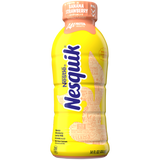 NESQUIK Low Fat Milk 12 Pack Case - 14oz Bottles - MULTIPLE FLAVOR OPTIONS - Vikn Sports