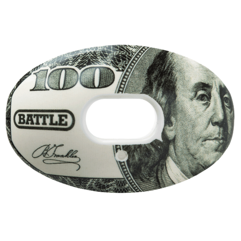 Battle Oxygen Benjamin Mouthguard