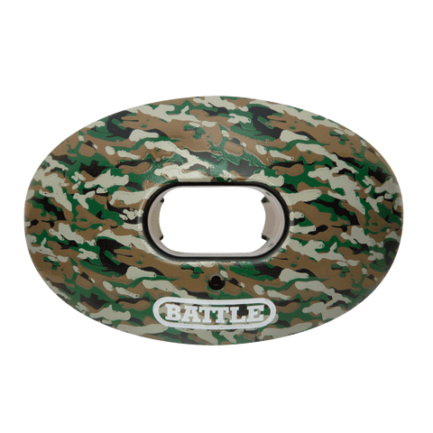 Battle Oxygen Camo Mouthguard - Vikn Sports