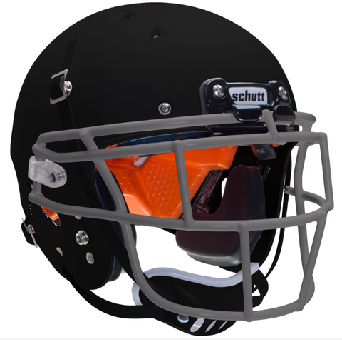 Schutt Recruit Hybrid – Custom Four Points Youth Football Helmet - Vikn Sports