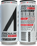 Adrenaline Shoc 12 Pack Case - 16 oz cans - FROZEN ICE - Vikn Sports