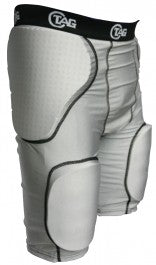 TAG Youth 5-Pad Integrated Girdle - Vikn Sports