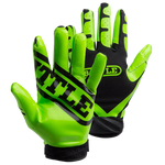 Battle Ultra-Stick Youth Football Receiver Gloves - Multiple Color Options - Vikn Sports