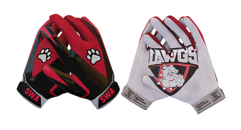 Dawgs Custom Gloves - Vikn Sports