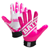 Battle Ultra-Stick Youth Football Receiver Gloves - Vikn Sports