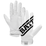 Battle Ultra-Stick Youth Football Receiver Gloves - Team Options - Vikn Sports