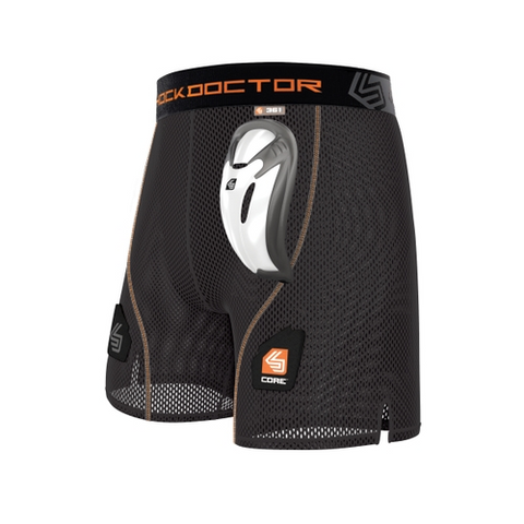 Shock Doctor Core Loose Hockey Short with BioFlex Cup - Vikn Sports