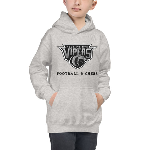 Four Points Kids Hoodie - Vikn Sports