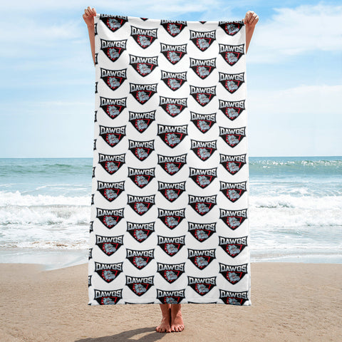 Dawgs Beach Towel - Vikn Sports