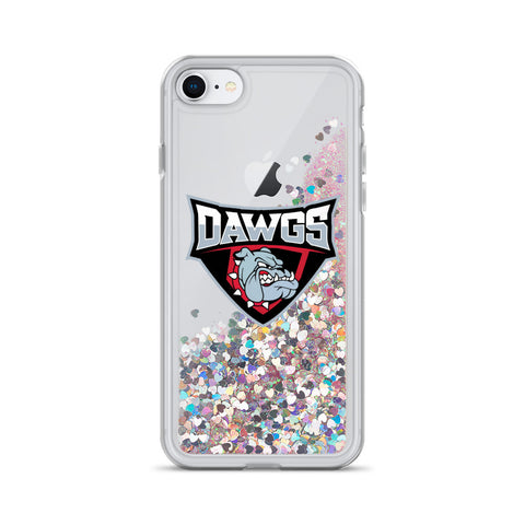 Dawgs Liquid Glitter Phone Case - Vikn Sports