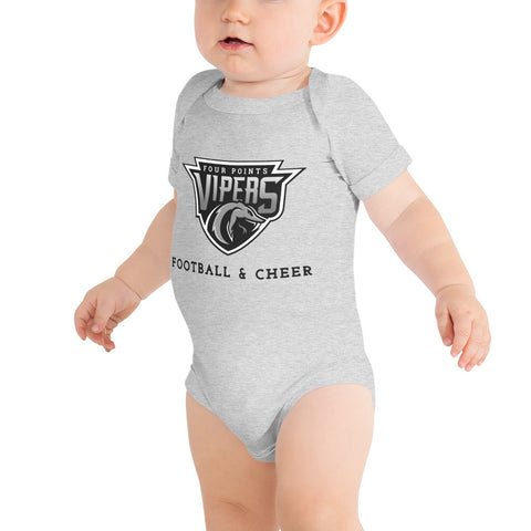 Four Points Baby Onesie - Vikn Sports