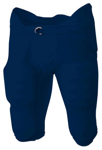 A4 Youth Flyless Intergrated Football Practice Pant - Vikn Sports