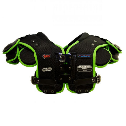 TAG Pulse Skill Position Varsity Shoulder Pads