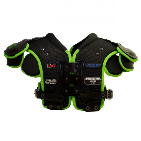 TAG Multi Position Varsity Shoulder Pads