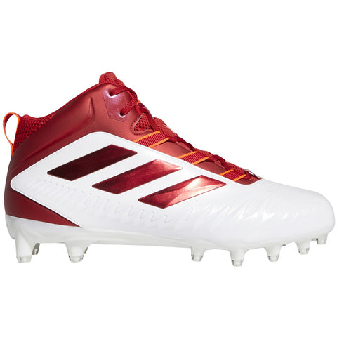 adidas Nasty 20 Men's Red & White Football Cleat