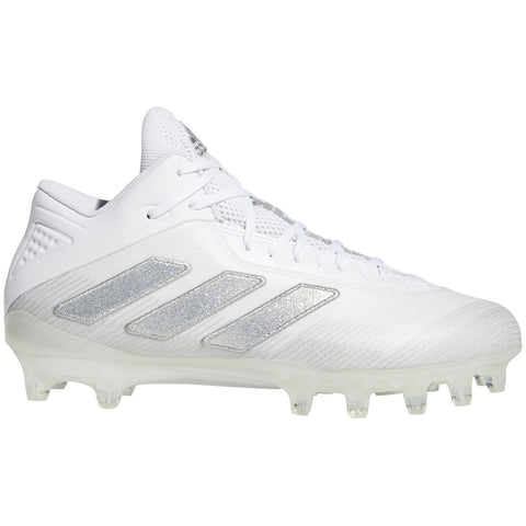 adidas Freak 20 Men's White/Silver Metallic Football Cleat