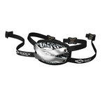 Shock Doctor Ultra Pro Showtime Shattered Chrome Hard Chin Strap - Vikn Sports