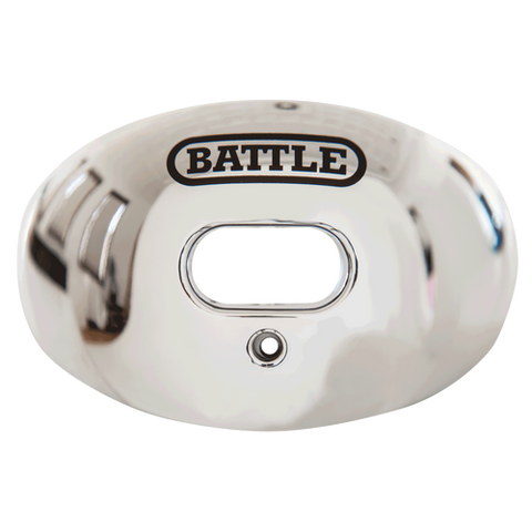 Battle Oxygen Chrome Mouthguard