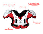 TAG Strike Force II 555 Shoulder Pad - Vikn Sports