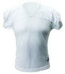 Schutt White Youth Pro Cut Practice Jersey - Vikn Sports