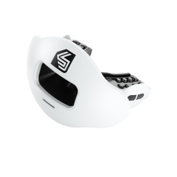Shock Doctor Max AirFlow 2.0 White Lip Guard - Vikn Sports
