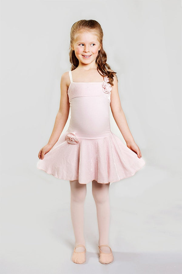 Child Dance Leotard Dress by Gaynor Minden - Ma Cherie Dancewear Australia