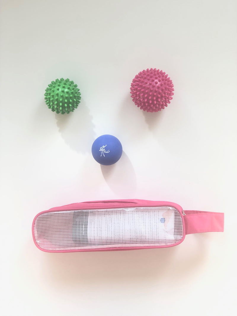 Massage Ball Set for Trigger Point Therapy - Dancewear Australia